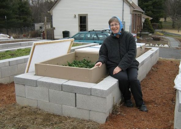Tall Raised Garden Bed