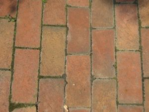 Brick, stone, and concrete will absorb heat and keep your garden hotter during the summer.