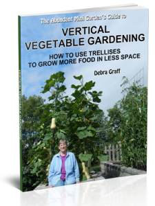 Vertical vegetable gardening ebook